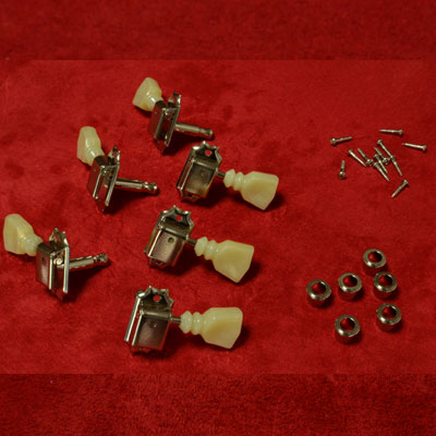 Montreux 《モントルー》 The Clone Tuning Machines for 60 LP Nickel [商品番号 : 9215] ペグ