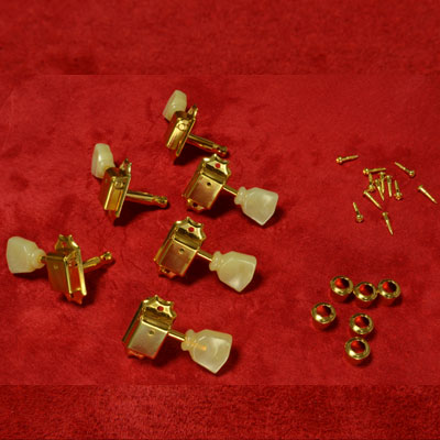 Montreux 《モントルー》 The Clone Tuning Machines for 59 LP Gold [商品番号 : 9230] ペグ
