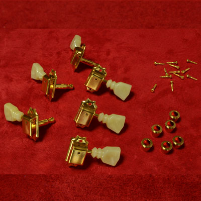Montreux 《モントルー》 The Clone Tuning Machines for 60 LP Gold [商品番号 : 9231] ペグ