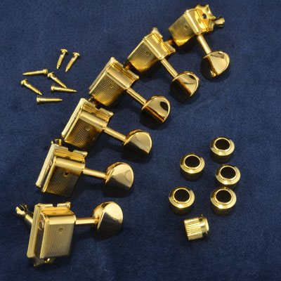 Montreux 《モントルー》 The Clone Tuning Machines for 57 SC Gold [商品番号 : 9232] ペグ