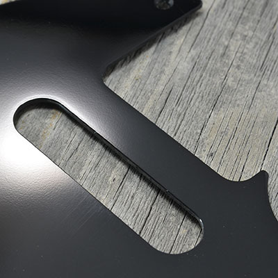 Montreux《몬트르》NOS TL 52 Bakelite guard w/lacquer coat [상품 번호: 9478]픽 가이드