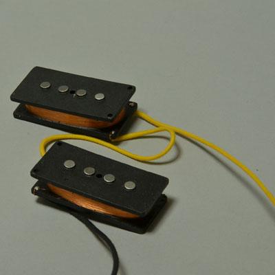 【受注生産品】Tsubasa GUITAR WORKSHOP 《ツバサ ギター ワークショップ》 TPB [商品番号 : 3271] ベース用ピックアップ