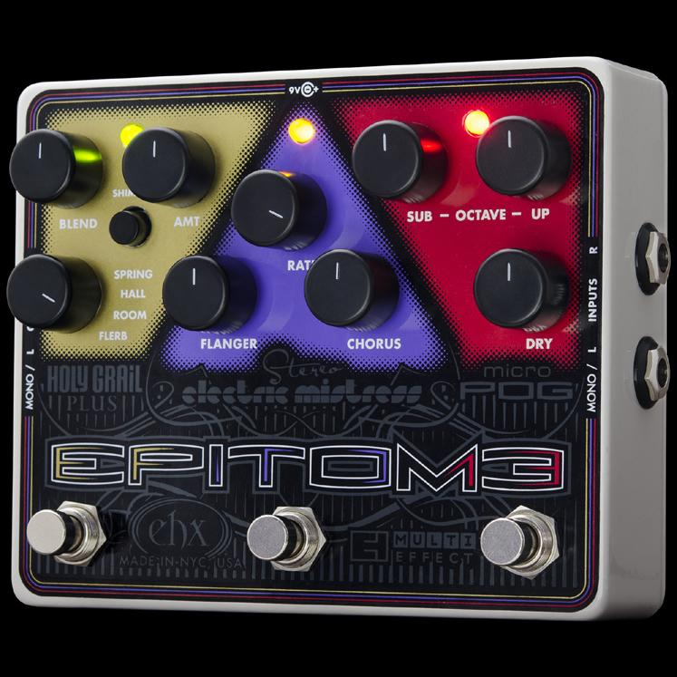 爆売り! Electro-Harmonix Electro-Harmonix 《エレクトロ・ハーモニクス》 Epitome エフェクター(マルチエフェクター), cocoiro Gift market:c5df0391 --- fabricadecultura.org.br