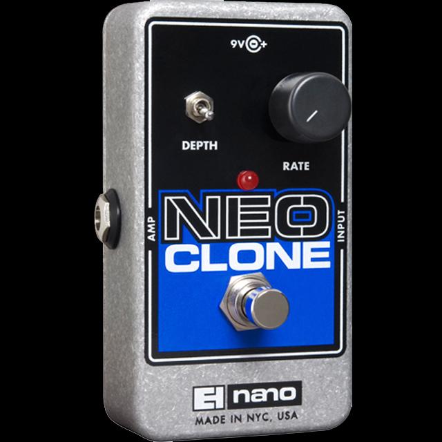 豪奢な Electro-Harmonix Neo 《エレクトロ・ハーモニクス》 Neo Clone Clone エフェクター(コーラス), FLORA(フローラ):7b5bfd4f --- canoncity.azurewebsites.net