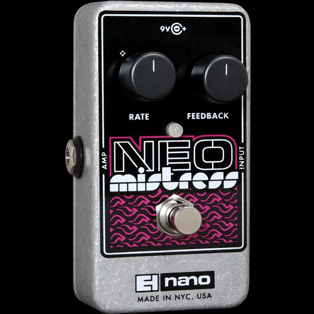 【送料無料/新品】 Electro-Harmonix Electro-Harmonix 《エレクトロ・ハーモニクス》 Neo Mistress Mistress エフェクター(フランジャー), 内浦町:489b86c3 --- canoncity.azurewebsites.net