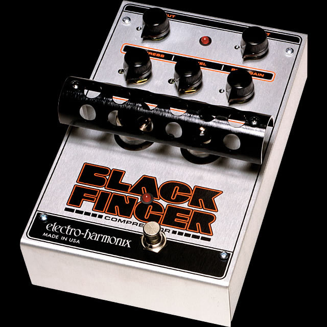 Electro Harmonix 《エレクトロ・ハーモニックス》 Black Finger エフェクター(コンプレッサー)