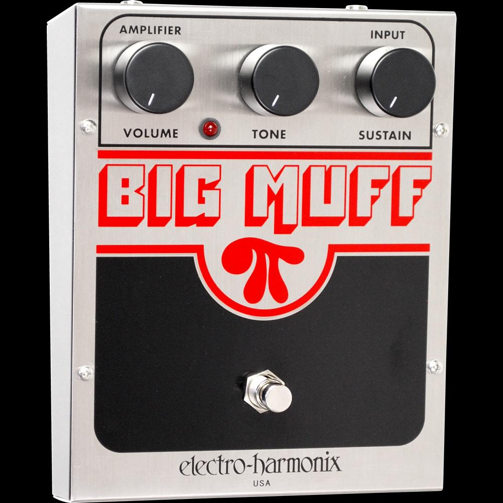 Electro Harmonix 《エレクトロ・ハーモニックス》 Big Muff Pi エフェクター(ファズ)
