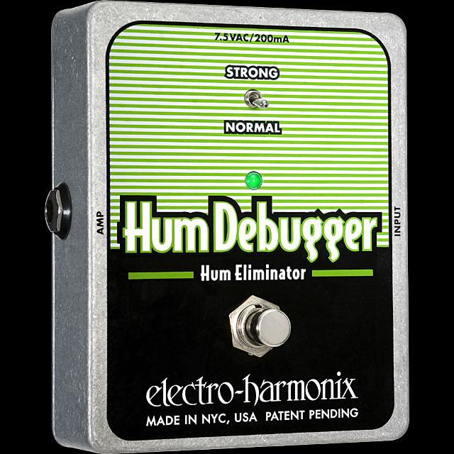 Electro Harmonix 《エレクトロ・ハーモニックス》 Hum Debugger エフェクター(ノイズゲート)