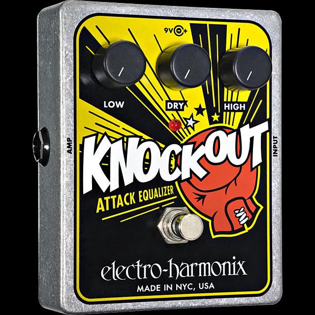 Electro Harmonix 《エレクトロ・ハーモニックス》 Knockout エフェクター(イコライザー)