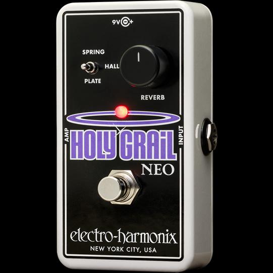 Electro Harmonix 《エレクトロ・ハーモニックス》 Holy Grail Neo エフェクター(リバーブ)