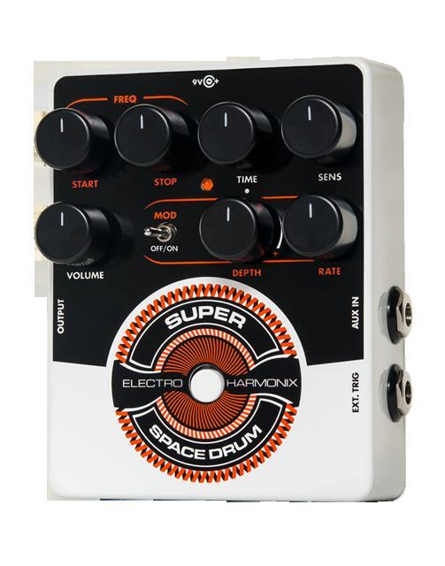 【送料無料】Electro-Harmonix エレクトロ・ハーモニクス Super Space Drum アナログドラムシンセサイザー / Analog Drum Synthesizer
