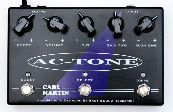 【送料無料】CARL MARTIN《カールマーチン》 AC-TONE 2CHオーバードライブ