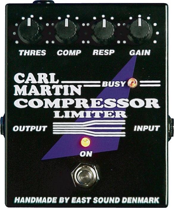 【送料無料】CARL MARTIN《カールマーチン》 COMPRESSOR LIMITER エフェクター(コンプレッサー)