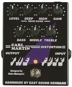 【送料無料】CARL MARTIN《カールマーチン》 THE FUZZ エフェクター(ファズ)