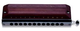 【送料無料】 SUZUKI 《スズキ》 Gregoire Maret Model G-48W 12穴クロマチックハーモニカ (グレゴア・マレシグネチャーモデル) [G48W 鈴木楽器]