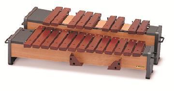 【送料無料】 SUZUKI 《スズキ》 NSX-22 クロマチックザイロホーン ソプラノ [NSX22 鈴木楽器]