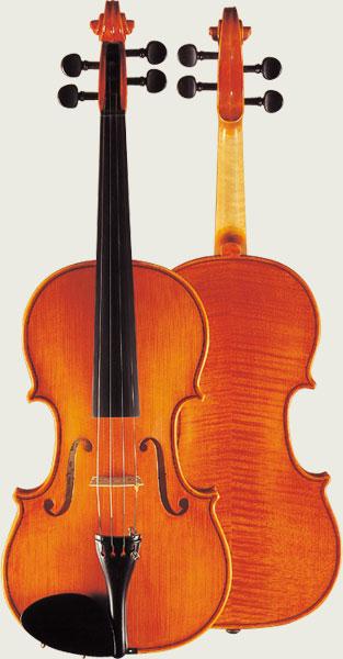 【受注生産品】 【送料無料】 SUZUKI 《スズキ》 No.540 4/4~1/2サイズ バイオリン
