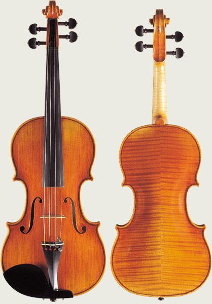 【受注生産品】 【送料無料】 SUZUKI 《スズキ》 No.1200 4/4~1/4サイズ バイオリン
