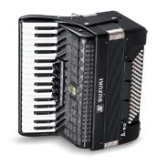 手風琴獨奏的 «鈴木» 鈴木 A-80