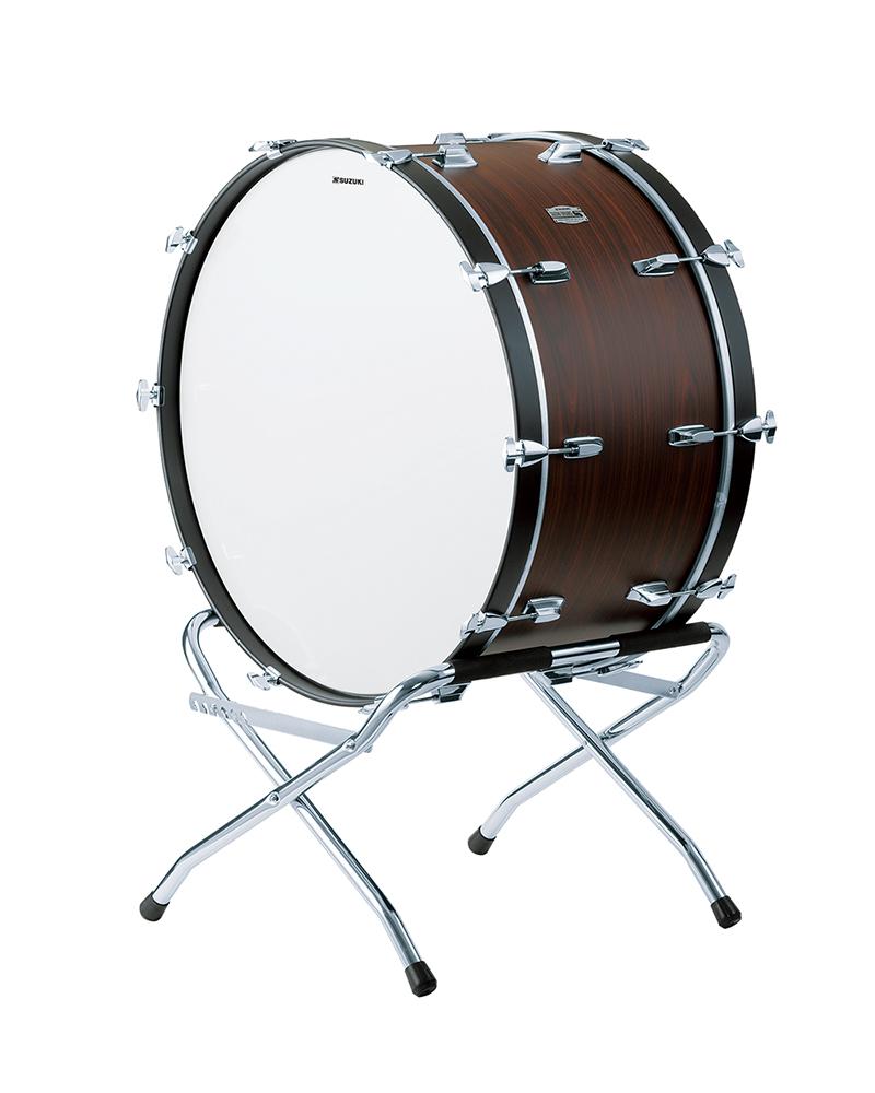 【送料無料】SUZUKI 《スズキ》 SCD-710C コンサートバスドラム [鈴木楽器販売][SCD710C]
