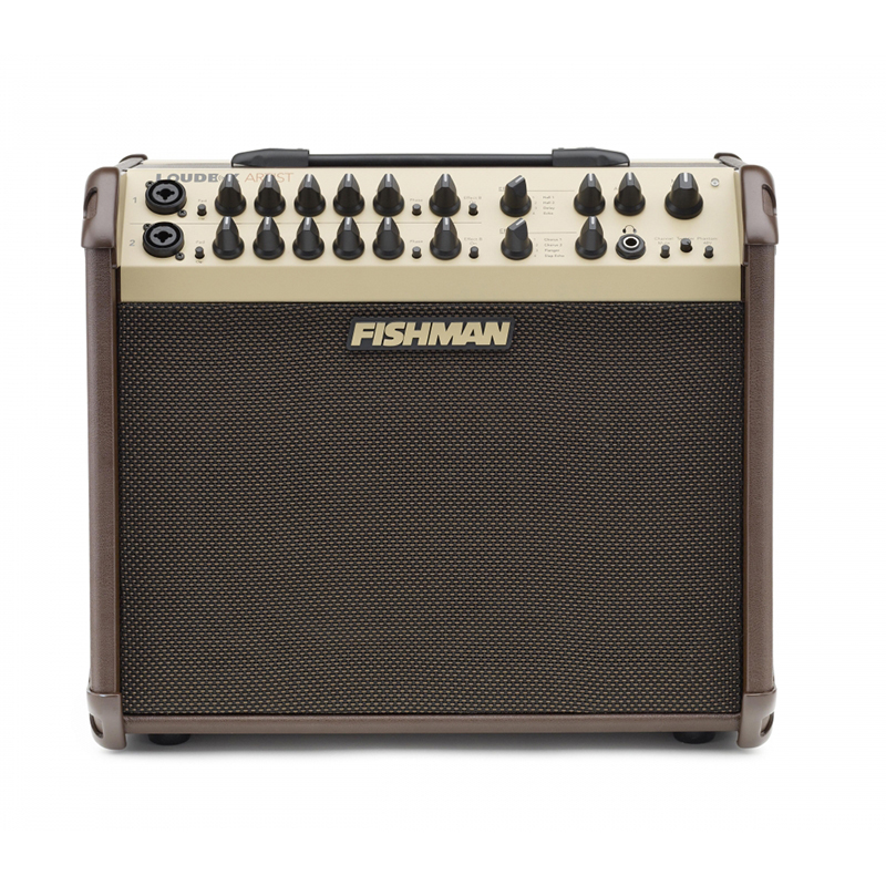 【送料無料】FISHMAN フィッシュマン LOUDBOX ARTIST PRO-LBX-EX6 アコースティックギター用アンプ [PROLBXEX6]