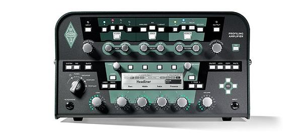 【送料無料】Kemper 《ケンパー》 Profiler POWERHEAD ギターアンプ(ヘッド) [プロファイリングアンプ]