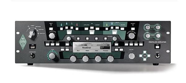 【送料無料】Kemper 《ケンパー》 Profiler POWERRACK ギターアンプ(ラック) [プロファイリングアンプ]