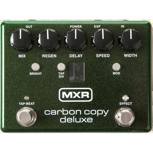 【送料無料♪】MXR M292 CARBON COPY DELUXE ANALOG DELAY エフェクター(ディレイ)