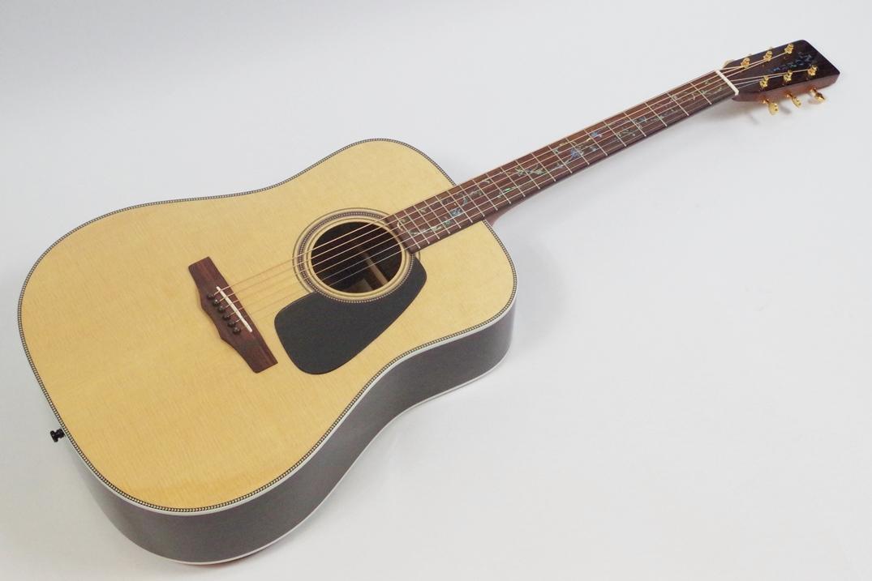 【12本限定モデル】【送料無料】Morris モーリス TF-LTD II 12本限定モデル アコースティックギター