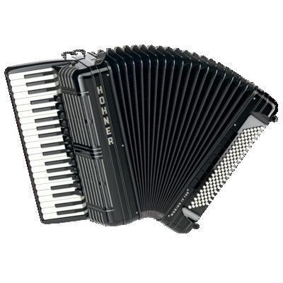 【送料無料】HOHNER 《ホーナー》 Morino+ IV 120 アコーディオン(ピアノキー)