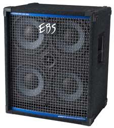 【送料無料】EBS イービーエス ProLine 410 Professional Speaker Cabinet 10×4/800wRMS ベースアンプ用スピーカーキャビネット