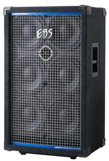 【送料無料】EBS イービーエス ProLine 610 Professional Speaker Cabinet 10×6/Tweeter/900wRMS ベースアンプ用スピーカーキャビネット