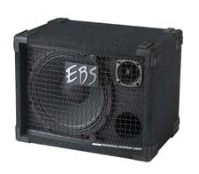 【送料無料】EBS イービーエス NeoLine 112 'Mini size'Neodymium Speaker Cabinet 12×1/Tweeter/300wRMS ベースアンプ用スピーカーキャビネット