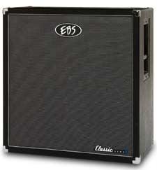 【送料無料】EBS イービーエス ClassicLine 410 Vintage Style Speaker Cabinet 10×4/Tweeter/500wRMS ベースアンプ用スピーカーキャビネット