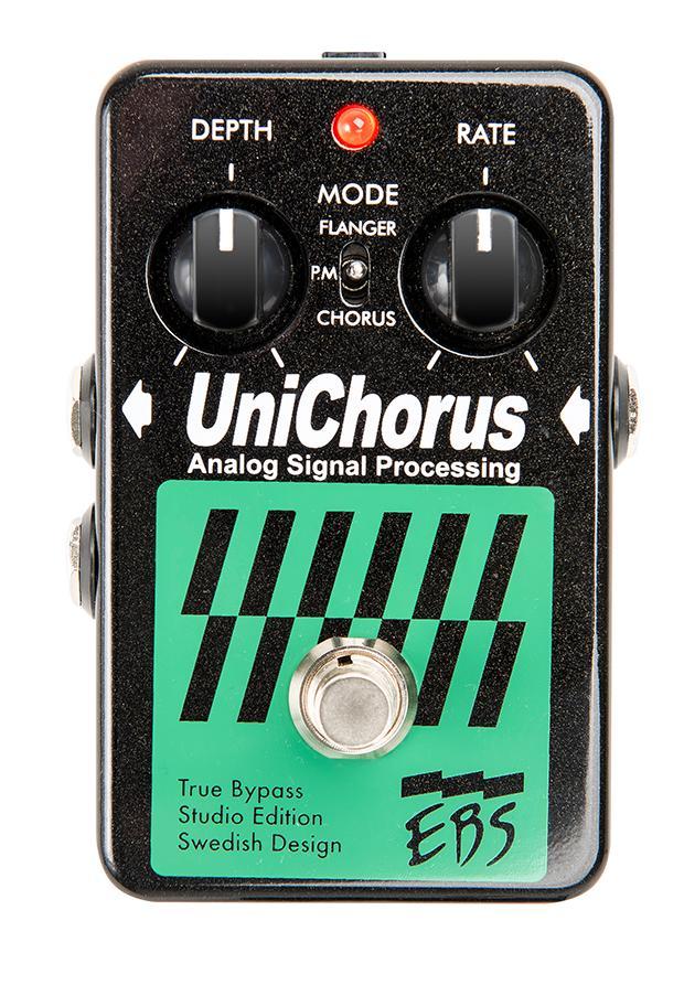 【送料無料】EBS イービーエス UniChorus Studio Edition ベース用エフェクター(コーラス)