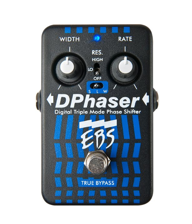 【送料無料】EBS イービーエス DPhaser ベース用エフェクター(フェイザー)