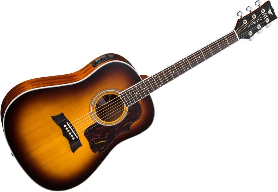 【送料無料】Morris モーリス G-401 TS アコースティックギター[エレアコ]