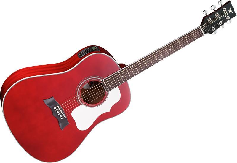 【送料無料】Morris モーリス G-401 アコースティックギター[エレアコ]