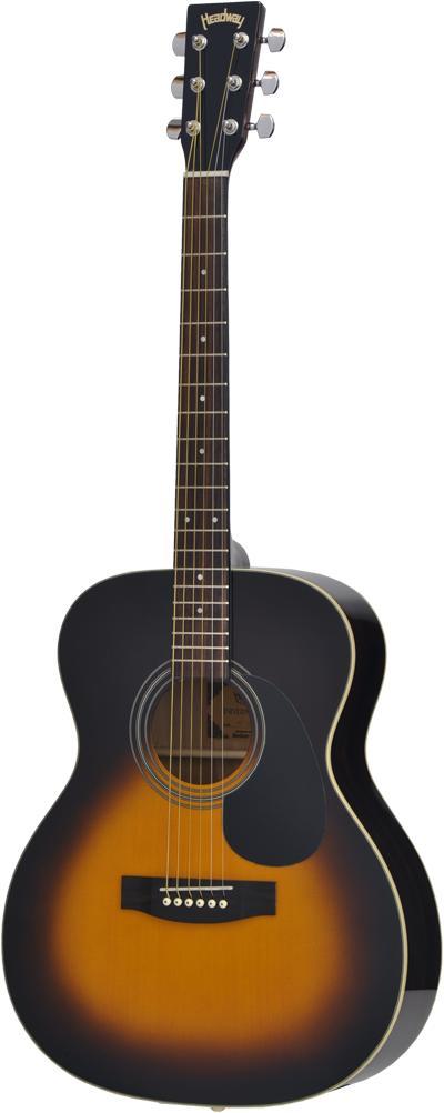 【送料無料】Headway 《ヘッドウェイ》 Universe Series HF-25 SB アコースティックギター [HF25]