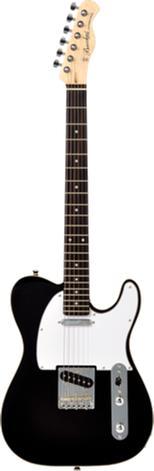 【送料無料】Bacchus 《バッカス》 Universe Series BTC-1R BLK エレキギター [BTC1R]