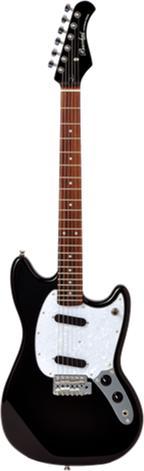 【送料無料】Bacchus 《バッカス》 Universe Series BMS-1R BLK エレキギター [BMS1R]
