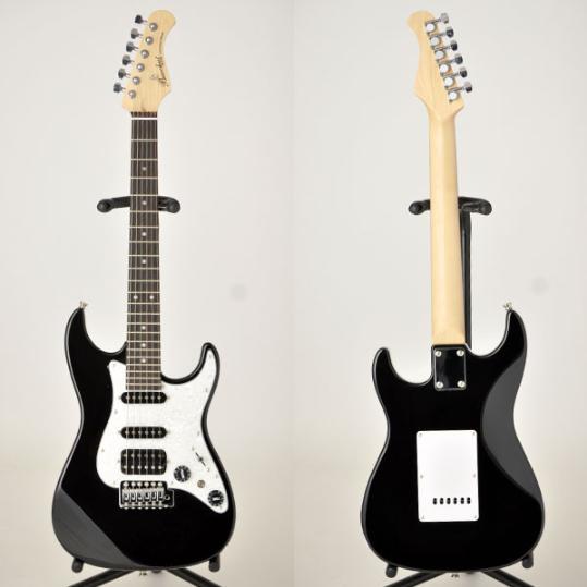 【送料無料】Bacchus 《バッカス》 Universe Series GS-Mini BLK エレキギター(ミニサイズ) [GSMini]