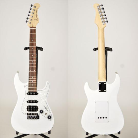 【送料無料】Bacchus 《バッカス》 Universe Series GS-Mini WH エレキギター(ミニサイズ) [GSMini]
