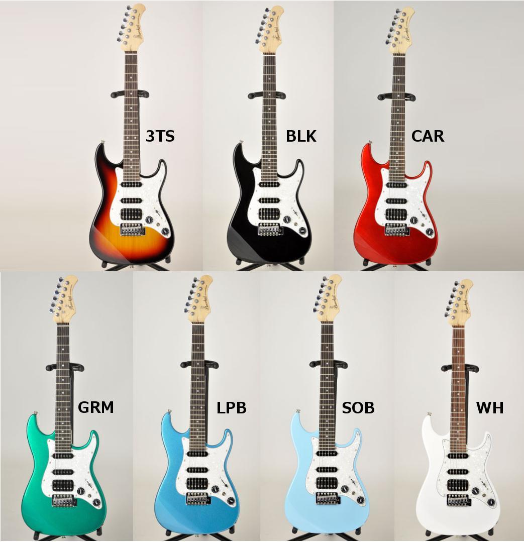 【送料無料】Bacchus 《バッカス》 Universe Series GS-Mini エレキギター(ミニサイズ) [GSMini]