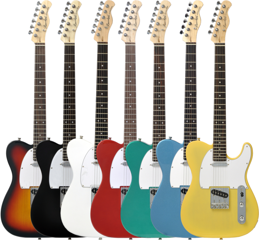 【送料無料】Bacchus 《バッカス》 Universe Series BTE-1R エレキギター [BTE1R]