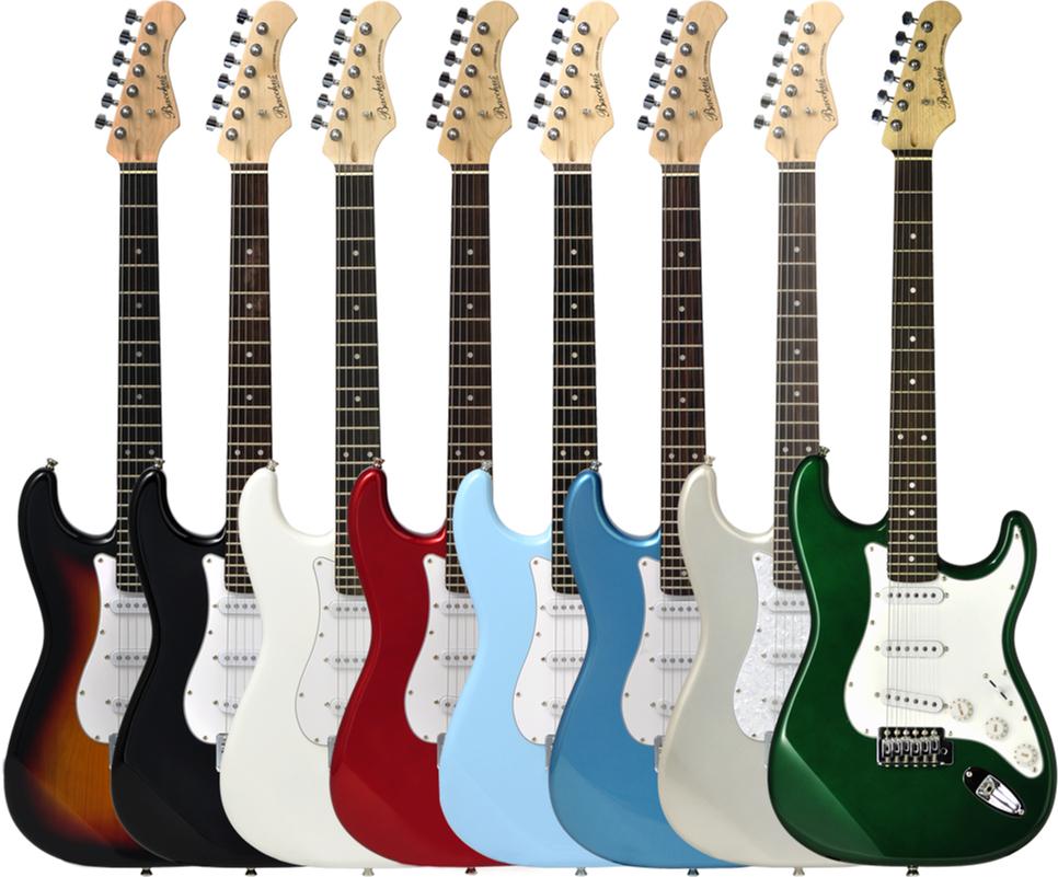 【送料無料】Bacchus 《バッカス》 Universe Series BST-1R エレキギター [BST1R]