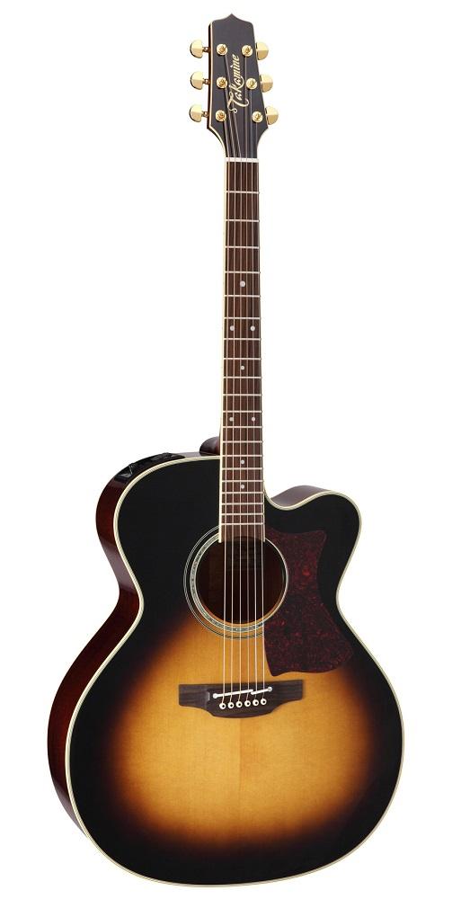 【送料無料】Takamine 《タカミネ》 PTU041C TBS アコースティックギター(エレアコ) [PTU-041C]