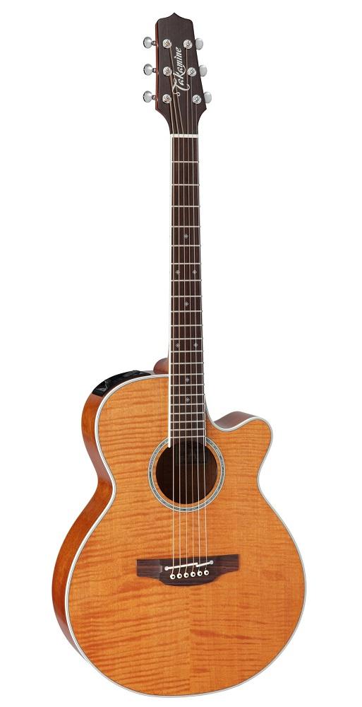 【送料無料】Takamine 《タカミネ》 PTU121C VN アコースティックギター(エレアコ) [PTU-121C]