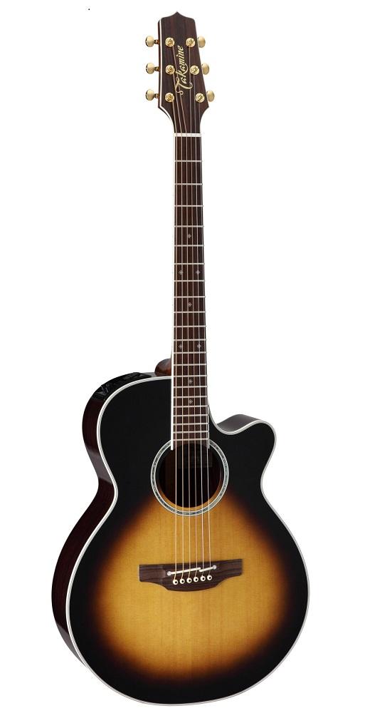 【送料無料】Takamine 《タカミネ》 PTU141C TBS アコースティックギター(エレアコ) [PTU141C]