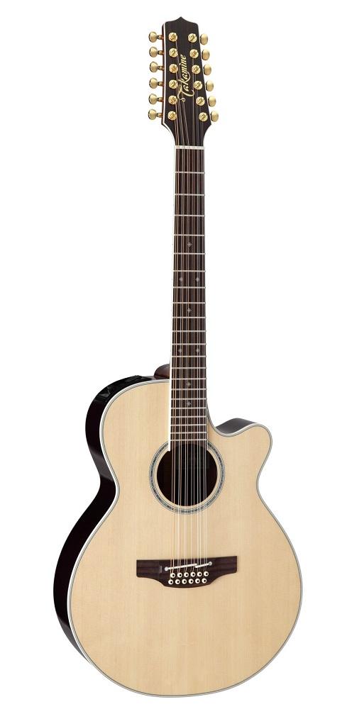 【送料無料】Takamine 《タカミネ》 PTU141C-12 N 12弦アコースティックギター(エレアコ) [PTU-141C-12]